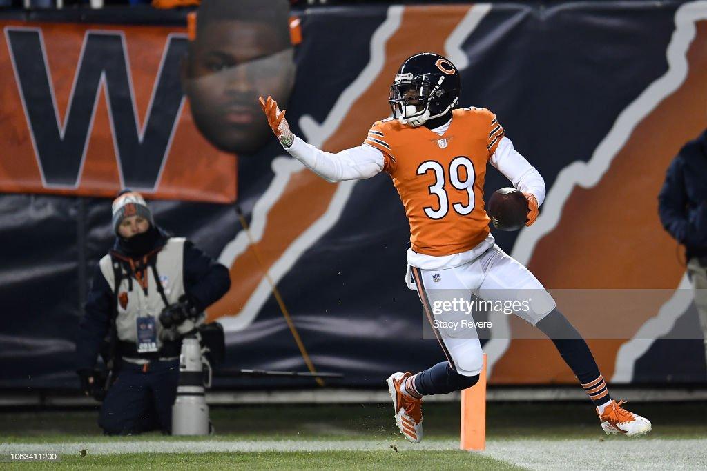 Minnesota Vikings v Chicago Bears : News Photo