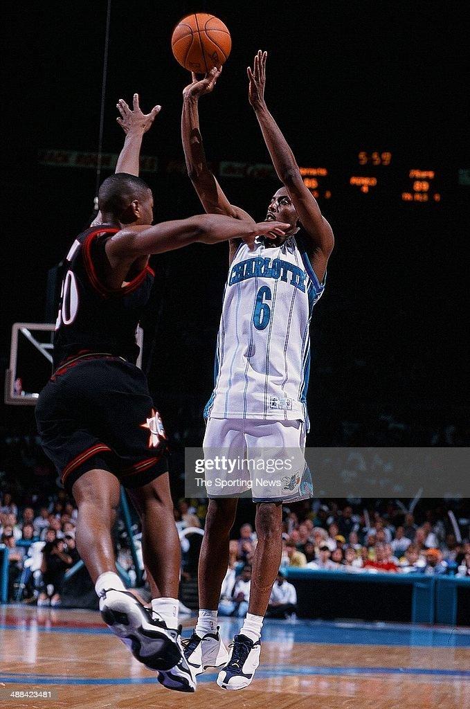 Philadelphia 76ers v Charlotte Hornets : News Photo