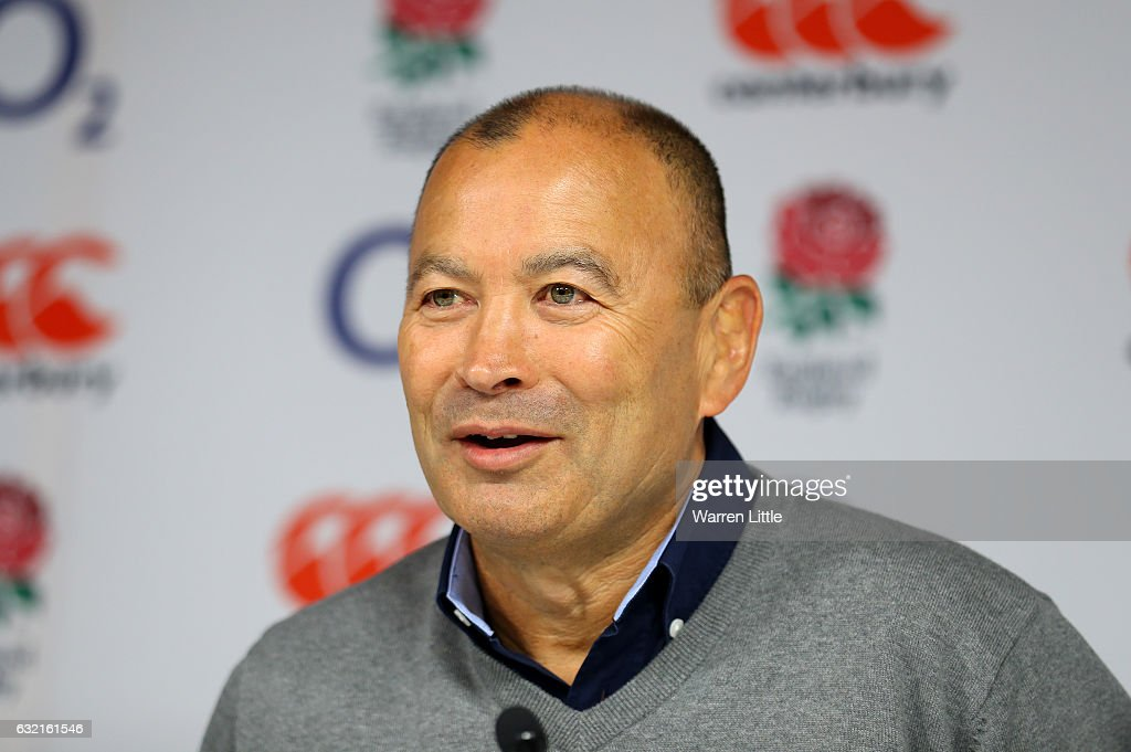 England RBS 6 Nations Squad announcement : News Photo