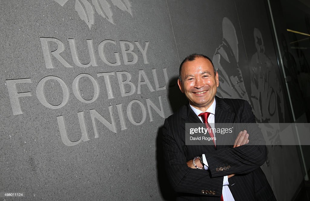 Eddie Jones Announced As England Head Coach