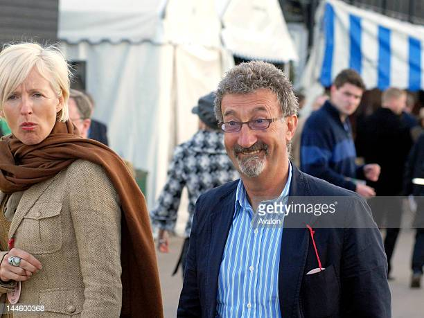 Eddie Jordan at the Cheltenham Gold Cup Festival 2007 Day 1 13th March 2007 20040 Only