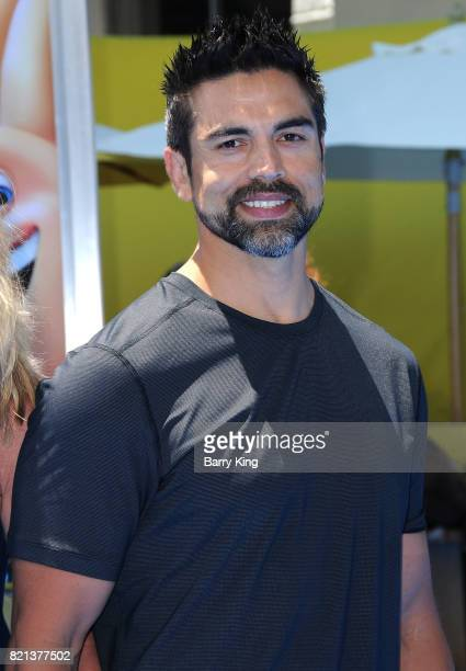 Eddie Judge attends the premiere of Columbia Pictures and Sony Pictures Animations' The Emoji Movie' at Regency Village Theatre on July 23 2017 in...