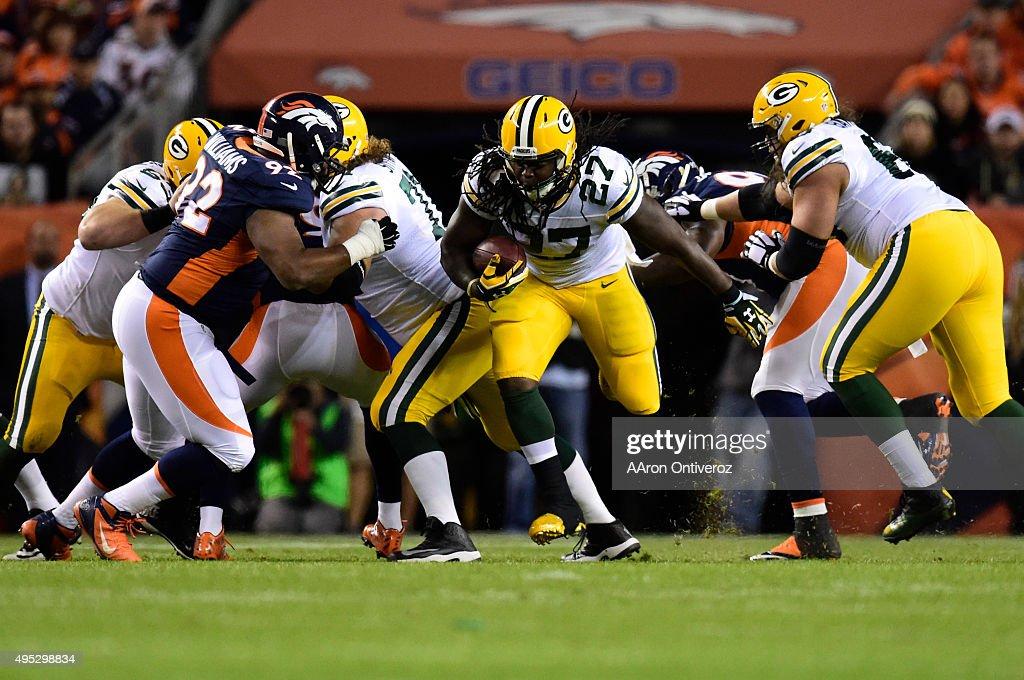 Green Bay Packers vs. Denver Broncos : News Photo