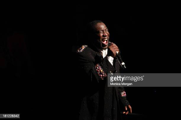 Eddie LeVert attends the Congressional Black Caucus 2013 on September 19 2013 in Washington DC