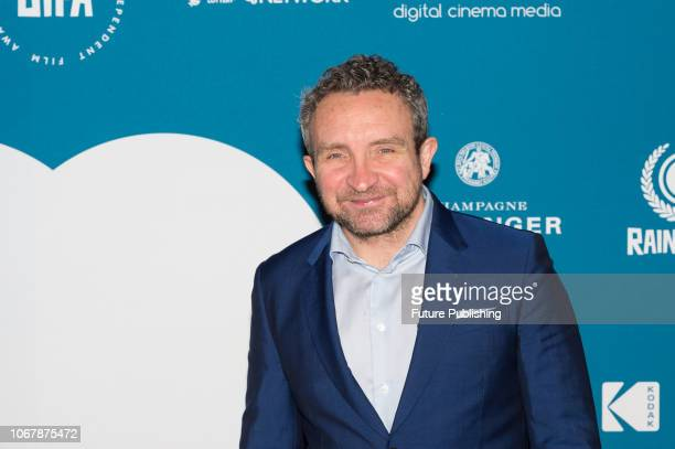 Eddie Marsan attends the 21st British Independent Film Awards at Old Billingsgate in the City of London December 02 2018 in London United Kingdom