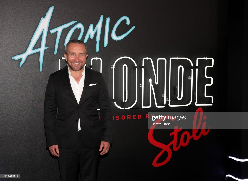 "Stoli Vodka And Universal Studios Host Premiere Of ""Atomic Blonde"", Starring Oscar Award-Winning Actress Charlize Theron"