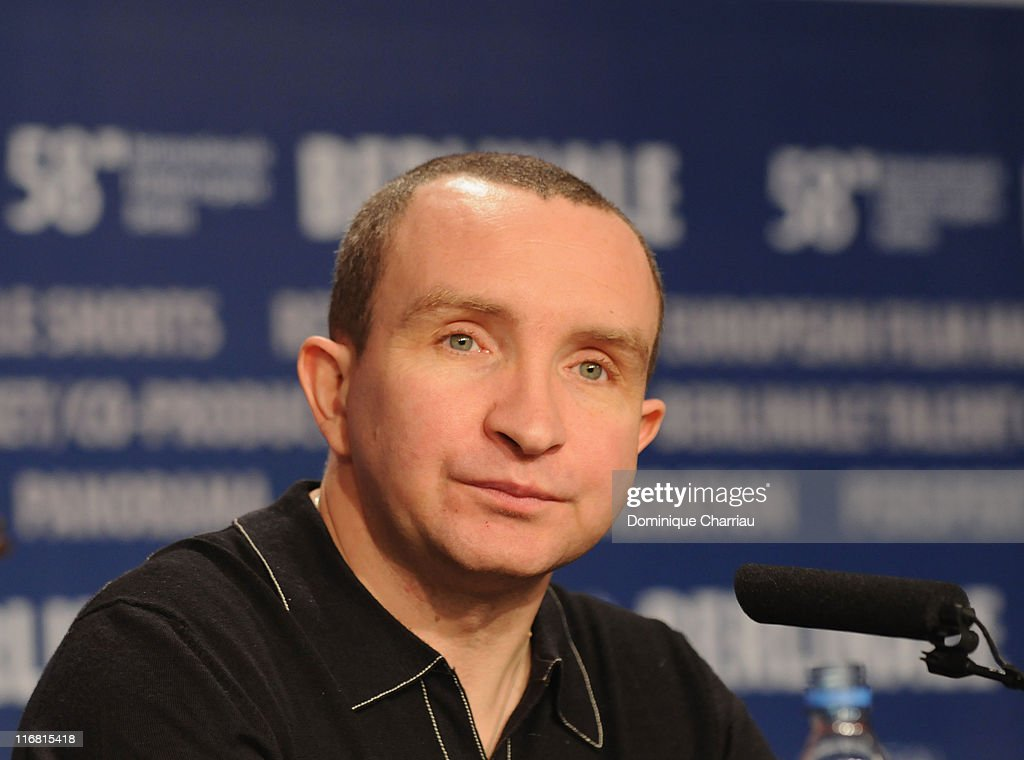 Eddie Marsan attends the 'Happy Go Lucky' photocall during day six of the 58th Berlinale International Film Festival held at the Grand Hyatt Hotel on February 12, 2008 in Berlin, Germany.