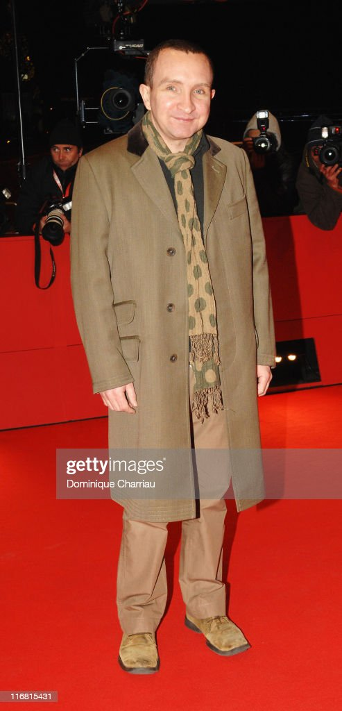 Eddie Marsan attends the 'Happy Go Lucky' premiere during day six of the 58th Berlinale International Film Festival held at the Grand Hyatt Hotel on February 12, 2008 in Berlin, Germany.