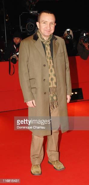 Eddie Marsan attends the Happy Go Lucky premiere during day six of the 58th Berlinale International Film Festival held at the Grand Hyatt Hotel on...