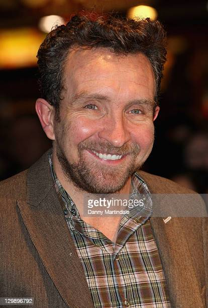 Eddie Marsan attends the screening of 'Junkhearts' at The 55th BFI London Film Festival at Vue West End on October 21 2011 in London England