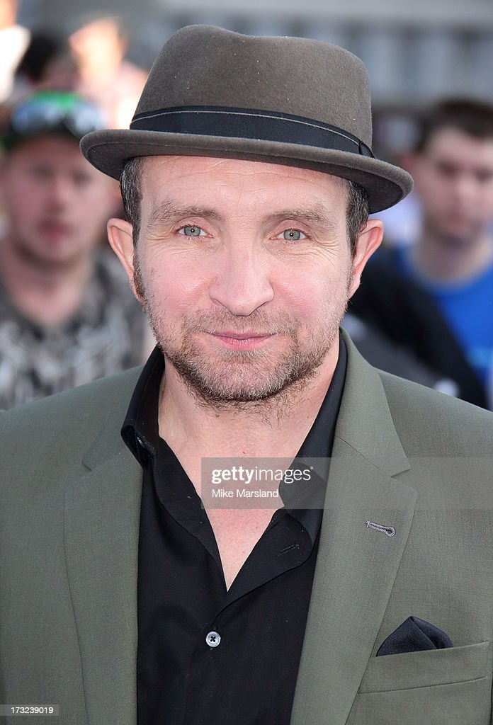 Eddie Marsan attends the World Premiere of 'The World's End' at Empire Leicester Square on July 10, 2013 in London, England.