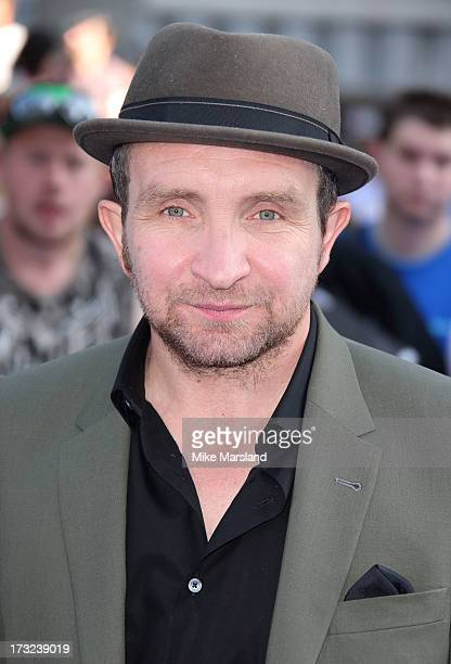 Eddie Marsan attends the World Premiere of 'The World's End' at Empire Leicester Square on July 10 2013 in London England