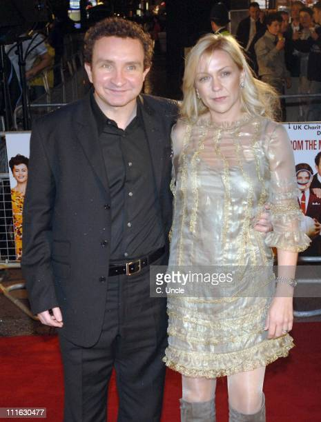 Eddie Marsan during Sixty Six UK Film Premiere Red Carpet at Empire Leicester Square in London Great Britain