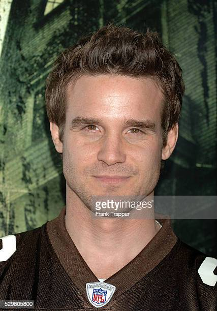 Eddie McClintock arrives at the premiere of 'The Amityville Horror' at the Arclight Cinerama Dome