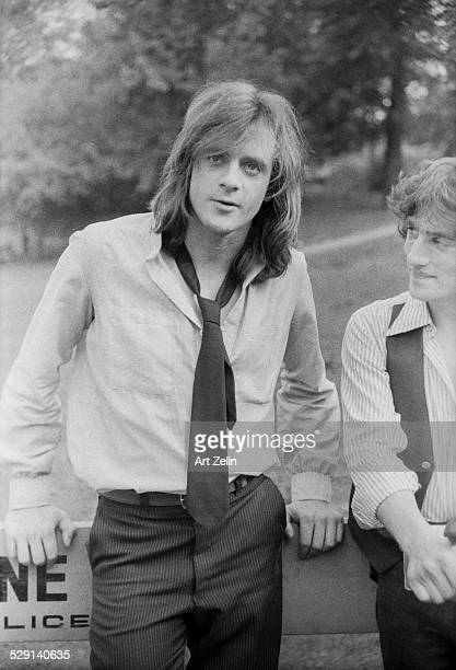 Eddie Money circa 1980 New York