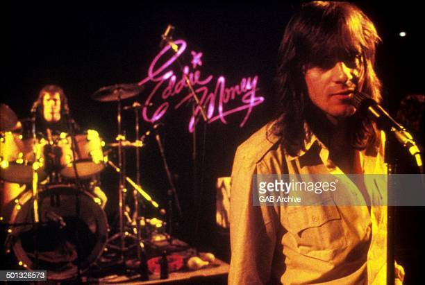 Eddie Money portrait circa 1975