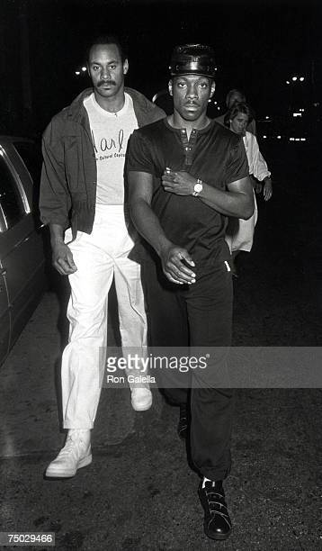Eddie Murphy and bodyguard