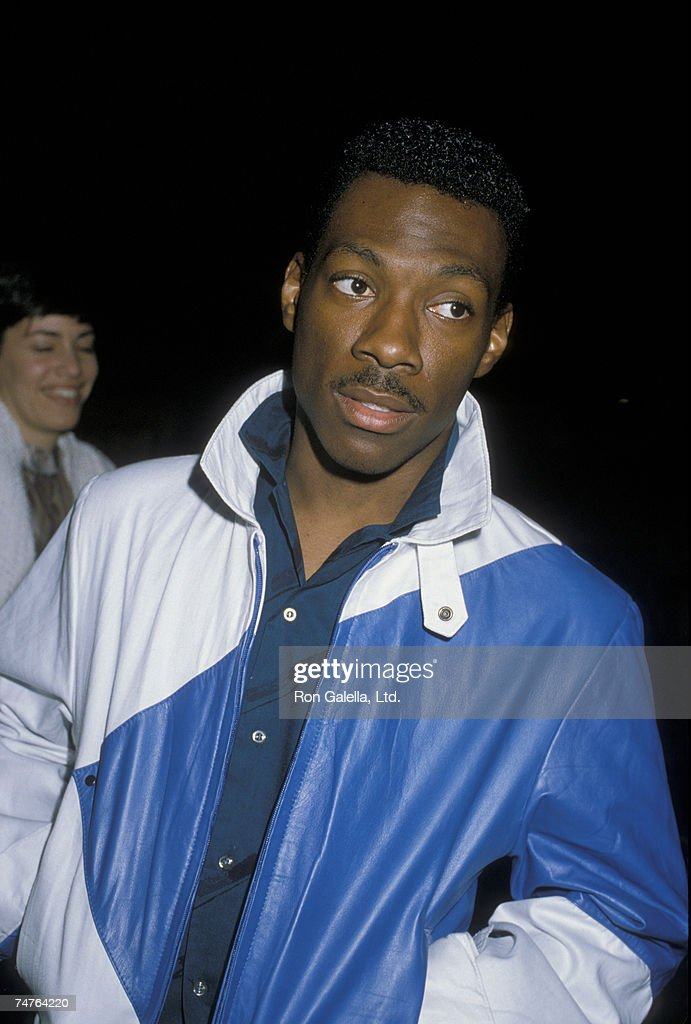 Eddie Murphy At The Tavern On The Green In New York City