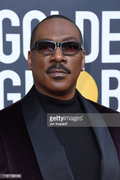 Eddie Murphy attends the 77th Annual Golden Globe Awards at The Beverly Hilton Hotel on January 05, 2020 in Beverly Hills, California.