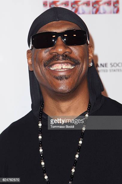 Eddie Murphy attends the Debut Gallery Opening Of Bria Murphy's 'Subconscious' at Los Angeles Contemporary Exhibitions on November 20 2016 in Los...