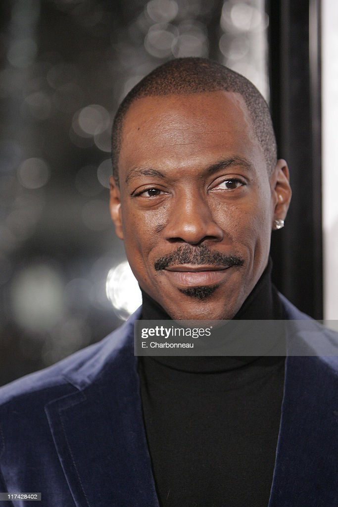 Eddie Murphy during Los Angeles Premiere of DreamWorks Pictures' 'NORBIT' at The Village in Westwood, California, United States.