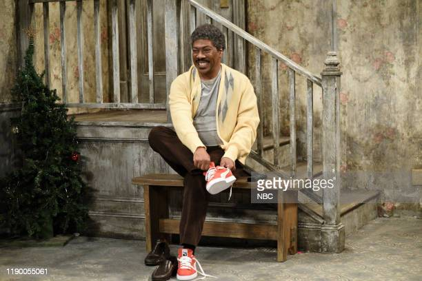 LIVE Eddie Murphy Episode 1777 Pictured Host Eddie Murphy as Mr Robinson during the Mr Robinson's Neighborhood Sketch on Saturday December 21 2019