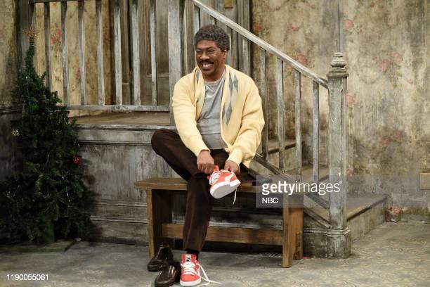 "Eddie Murphy"" Episode 1777 -- Pictured: Host Eddie Murphy as Mr. Robinson during the ""Mr. Robinson's Neighborhood"" Sketch on Saturday, December 21,..."