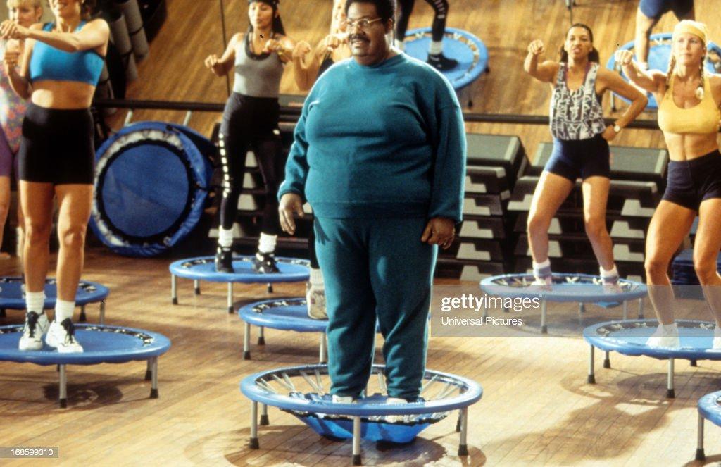 Eddie Murphy In 'The Nutty Professor' : News Photo