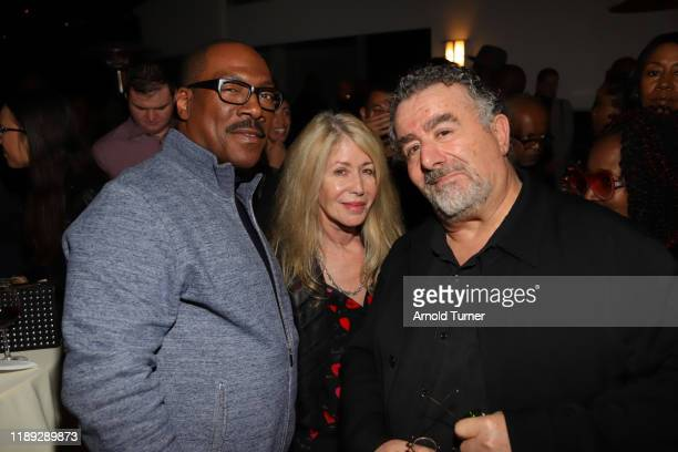 """Eddie Murphy , Saul Rubinek and guest attend the """"Dolemite Is My Name"""" LA AMPAS Hosted Tastemaker at ROSS HOUSE on November 21, 2019 in Los Angeles,..."""