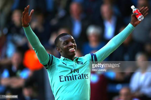 3 426 Edward Nketiah Photos And Premium High Res Pictures Getty Images