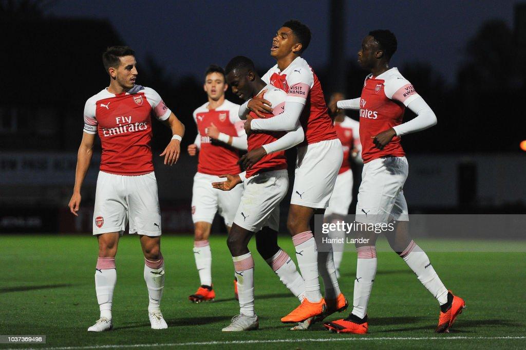 Arsenal v Liverpool: Premier League 2 : News Photo