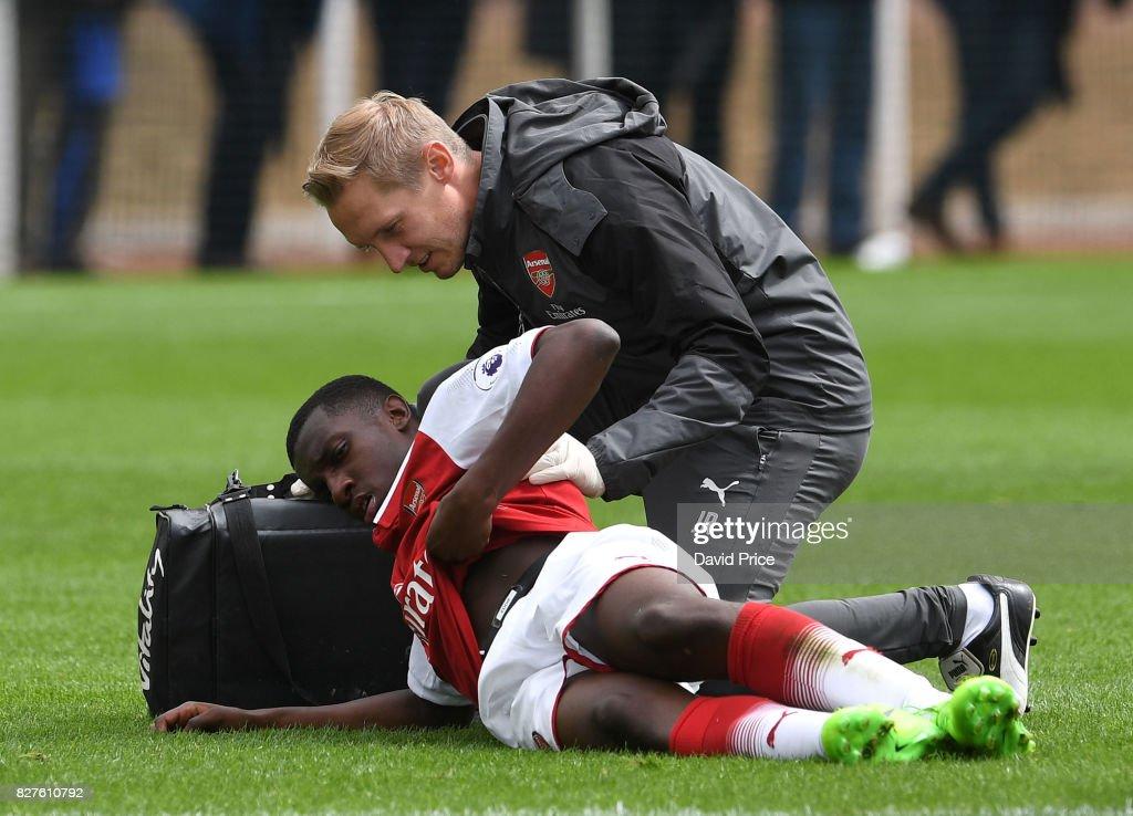 Arsenal v Watford: U23 Pre-Season Friendly : Photo d'actualité