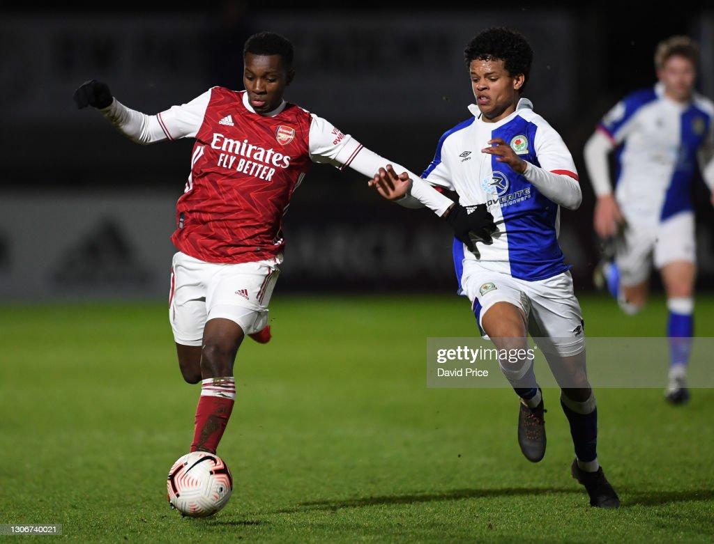 Arsenal v Blackburn Rovers: Premier League 2 : News Photo