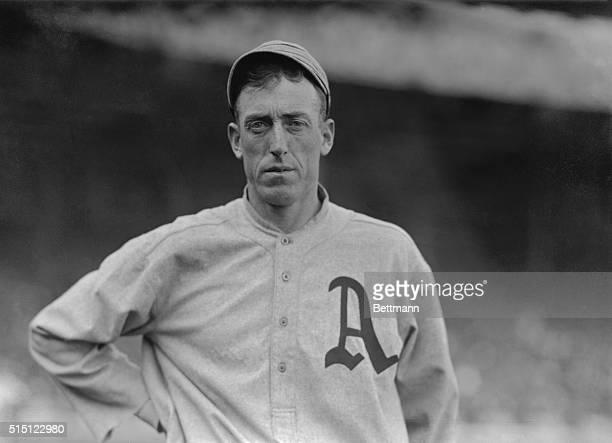 Eddie Plank, pitcher for the Philadelphia Athletics.