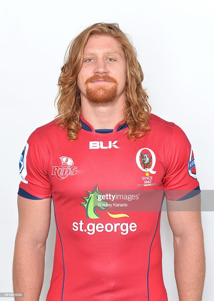 Queensland Reds Headshots Session