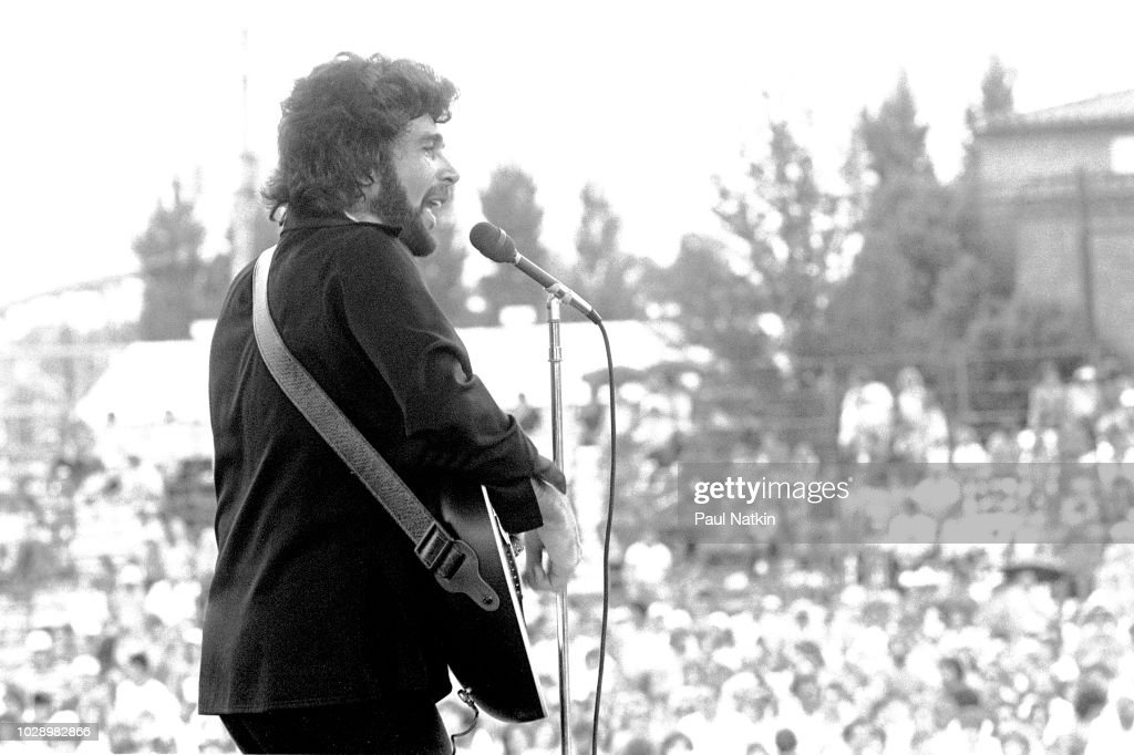 Eddie Rabbitt On Stage : ニュース写真