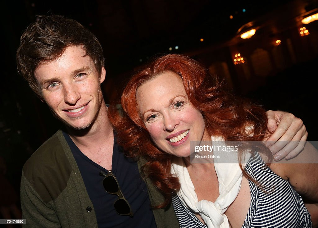 Celebrities Visit Broadway - May 31, 2015