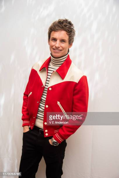 Eddie Redmayne at The Aeronauts Press Conference at the Fairmont Royal York on September 07 2019 in Toronto Canada