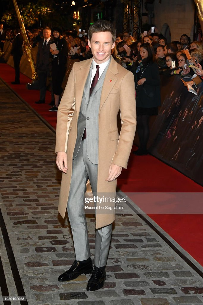 'Fantastic Beasts: The Crimes Of Grindelwald' World Premiere At UCG Bercy In Paris : News Photo
