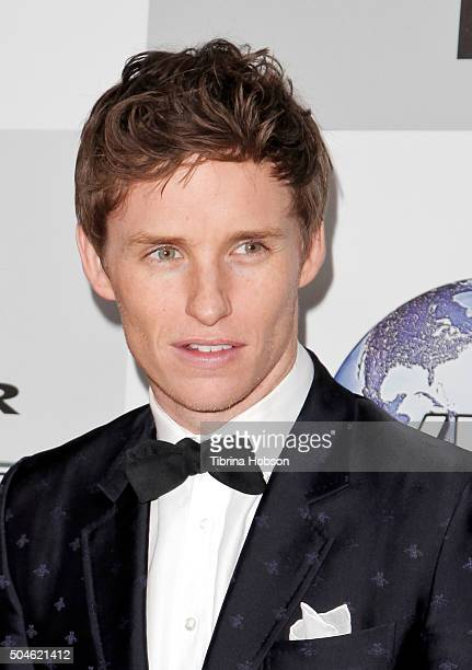 Eddie Redmayne attends NBCUniversal's 73rd Annual Golden Globes After Party at The Beverly Hilton Hotel on January 10 2016 in Beverly Hills California