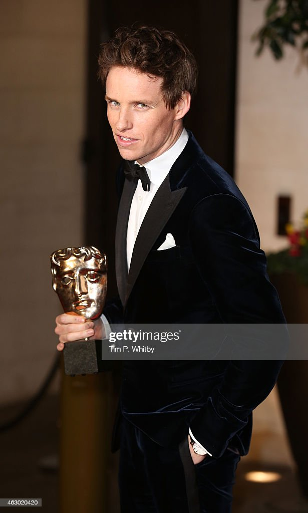Eddie Redmayne attends the after party for the EE British Academy Film Awards at The Grosvenor House Hotel on February 8, 2015 in London, England.
