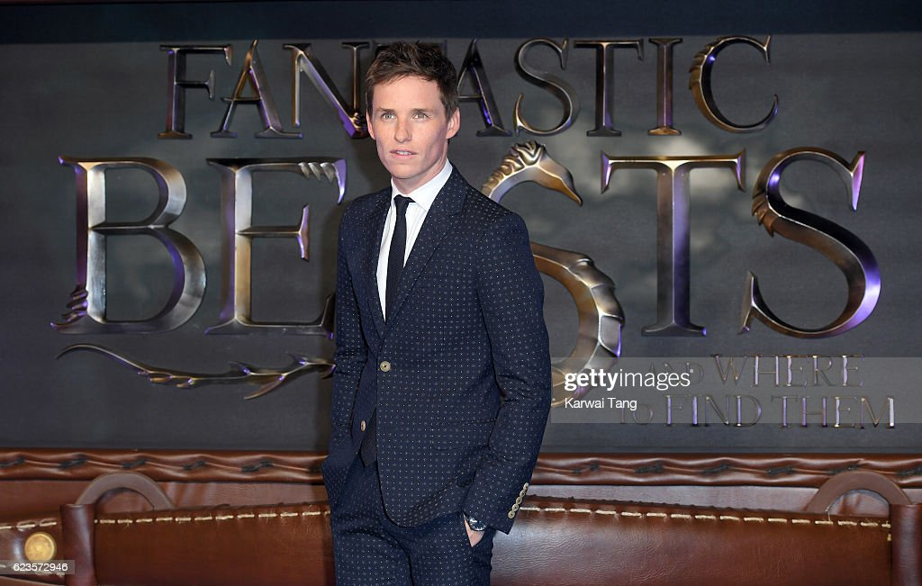 'Fantastic Beasts And Where To Find Them' European Premiere - Red Carpet Arrivals : News Photo