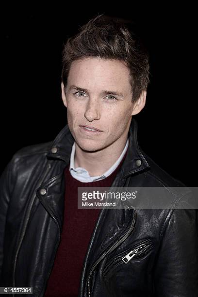 Eddie Redmayne attends the Global Fan Event for 'Fantastic Beast And Where To Find Them' at Cineworld Leicester Square on October 13 2016 in London...