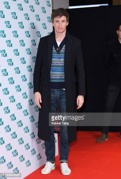 Eddie Redmayne attends the Into Film Award 2019 at Odeon Luxe Leicester Square on March 04, 2019 in London, England.