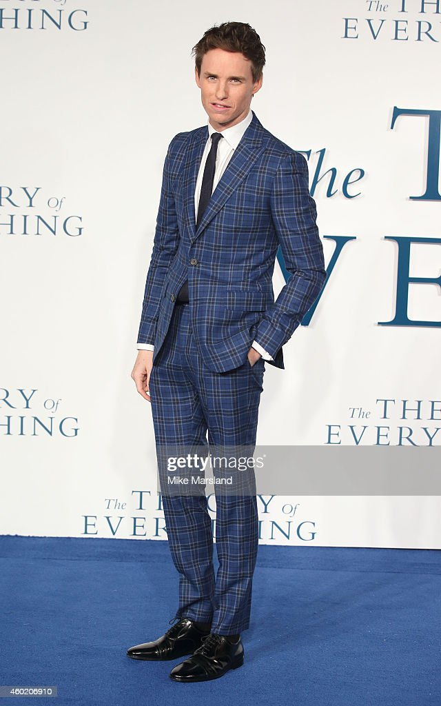 """""""The Theory Of Everything"""" - UK Premiere - Red Carpet Arrivals"""