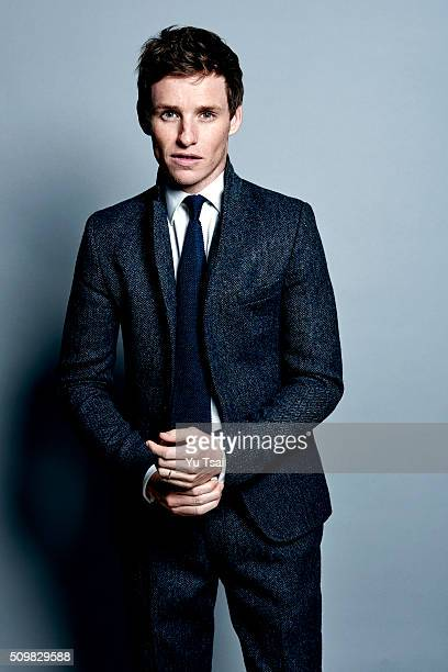 Eddie Redmayne is photographed at the Toronto Film Festival for Variety on September 12 2015 in Toronto Ontario Published Image