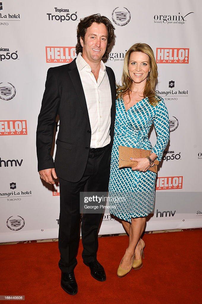 Eddie Richardson and Martine G...