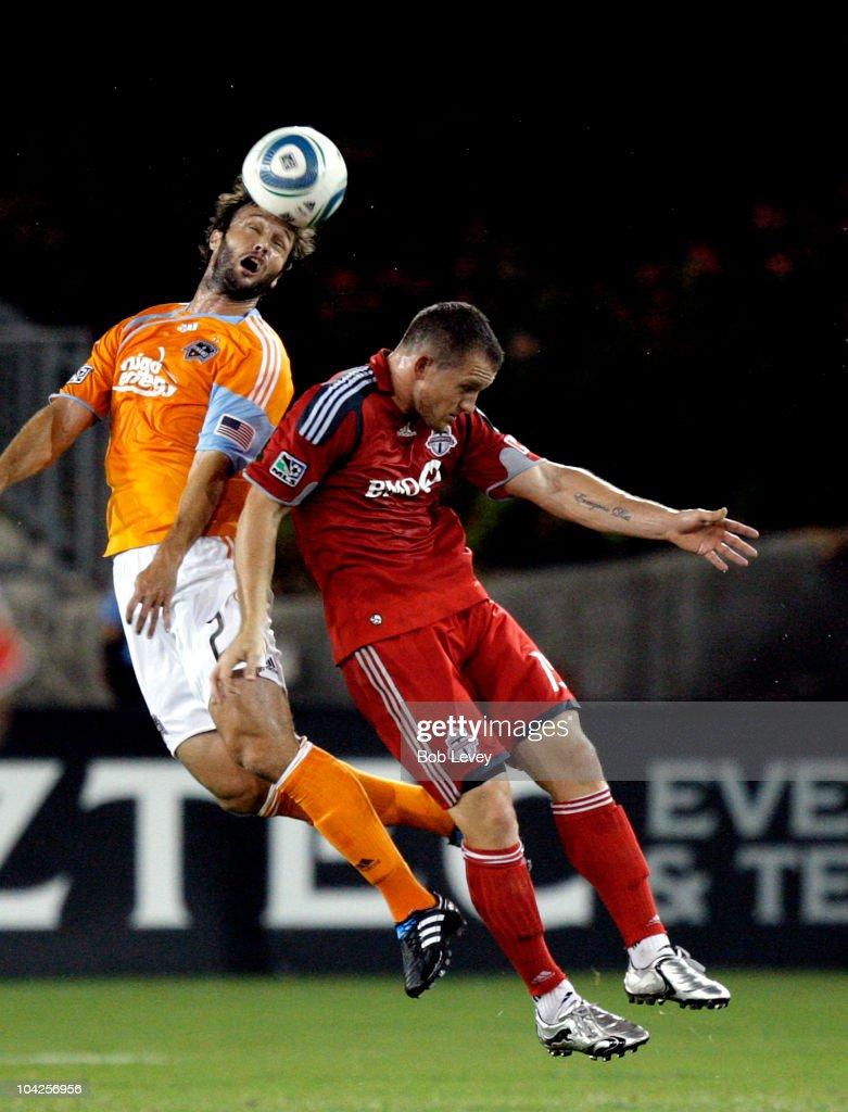 Toronto FC v Houston Dynamo