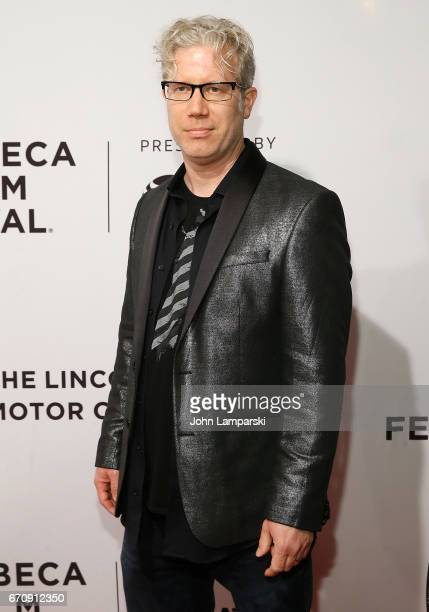 """Eddie Schmidt attends """"Gilbert"""" during the 2017 Tribeca Film Festival at SVA Theatre on April 20, 2017 in New York City."""