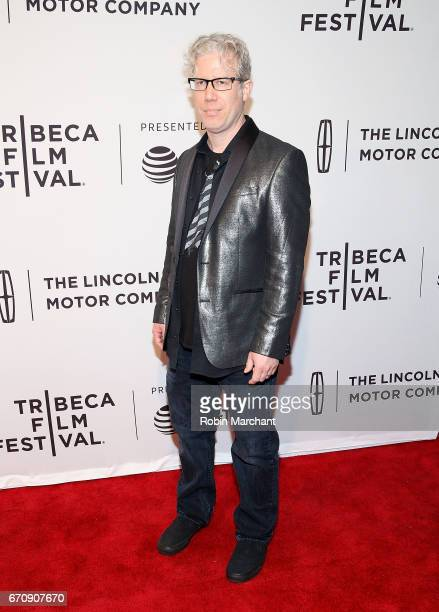 """Eddie Schmidt attends """"Gilbert"""" Premiere during 2017 Tribeca Film Festival at SVA Theater on April 20, 2017 in New York City."""